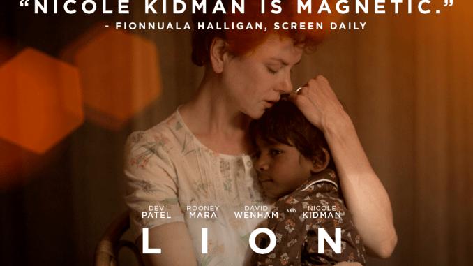 ライオン,母の日,ニコール・キッドマン