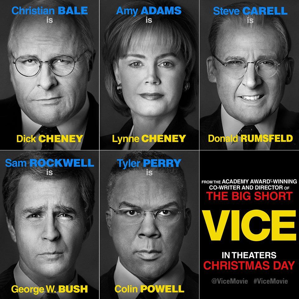 映画『バイス』で脚光、力を持つ副大統領。米2020年選挙でも注目 ...