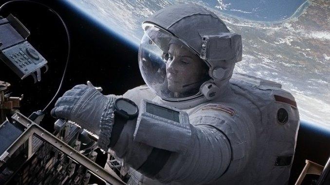 ゼロ・グラヴィティ,サンドラ・ブロック,宇宙開発