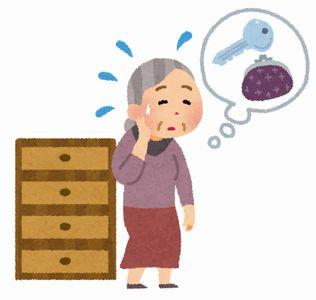 認知症の症状と対応