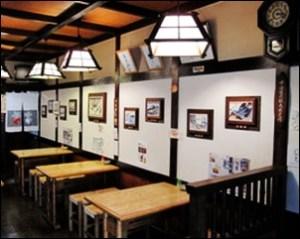 「半分青い」で豊川悦司が美味そうに食べた「五平餅」の店はここだ!2
