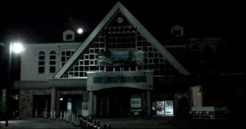 12高尾山野宿