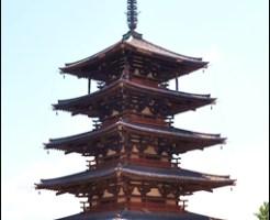 23時修学旅行お土産法隆寺