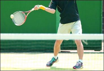 テニス マラソン 一か月 練習11
