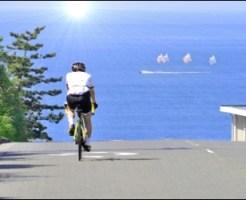 15ロードバイクダサい