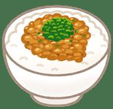 納豆ご飯12