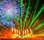 横浜開港祭花火2015開催場所や日程や時間・穴場や場所取りは?