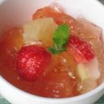 夏休みのおやつにぴったり ゼリーとアイスの簡単レシピを紹介します