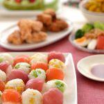 ひな祭りパーティーの献立 お寿司に添えるもう1品とお汁ものを紹介します
