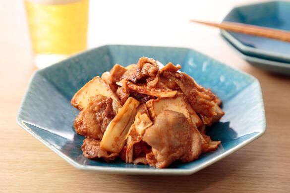 豚味噌キムチ