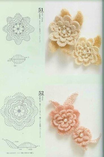 アイボリー丸く編むタイプ