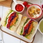 野菜があふれるサンドイッチを作ったよ!簡単レシピをたくさん紹介します。