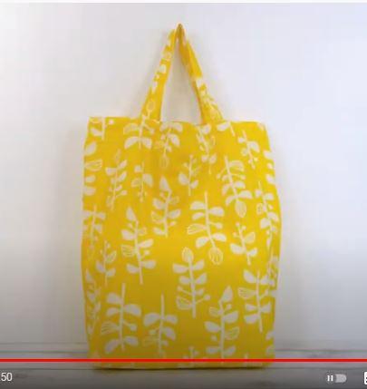 袋縫いLサイズ ポケットに収納可能