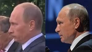 プーチン大統領_影武者_画像_比較_耳