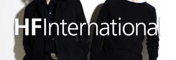 音楽ユニット「HF(アッシュエフ) International」結成