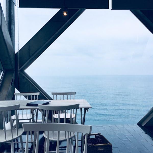 SEA HOUSE 海辺に浮かぶレストラン 芸西村