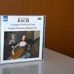 今村泰典J.S.Bach リュート曲集CD