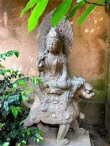 西方寺の石仏