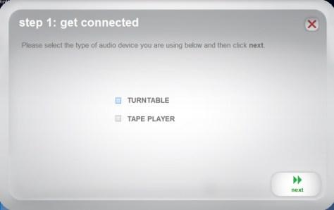 EZ Vinyl/Tape Converter 2