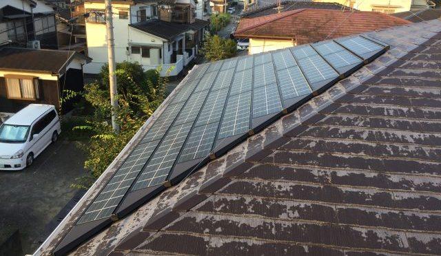 太陽光発電を最も効率よく発電させる為には!