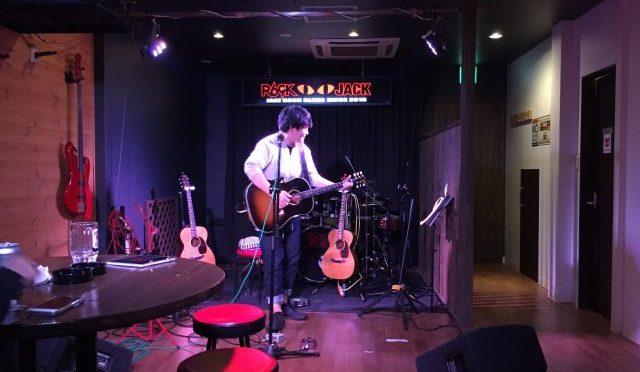 戸田大地ライブ!    R69KJACKでライブを観るには!