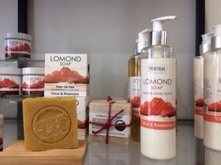 Lomond Soap
