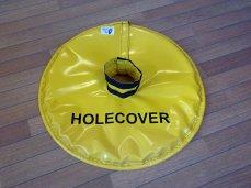 Holecover, lages på mål i oljebestandig presenningsduk