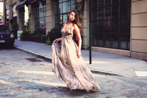 Roberto Cavalli s Dress