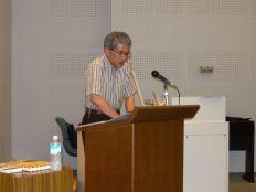Prof. Yamamoto's intro