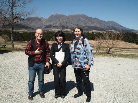 Okamoto-san - our guide