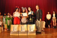 JHS winners