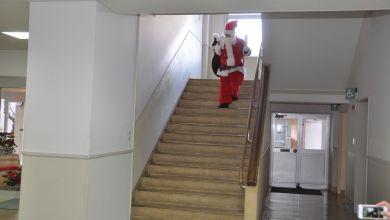 Photo of Santa visits!