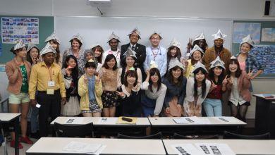 Photo of JICA participants' visit