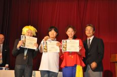 Elementary 3rd place