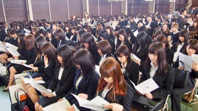 Photo of Welcome 2017 students