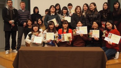 Photo of 12th Zion Cup English Contest Speeches