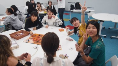 Photo of Board Game Event #2