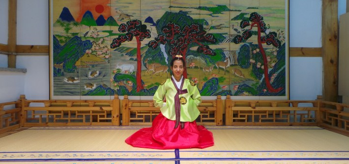 traditional korean outfit - seiraz