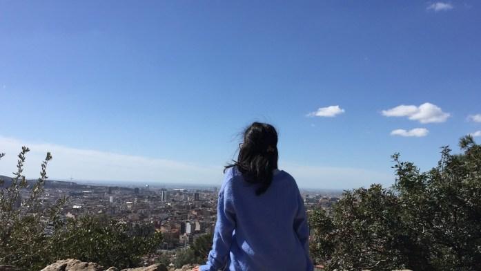Parc Guell - Seiraz