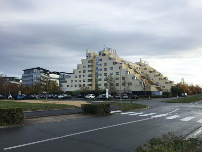 Inter-Hotel Altéror - seiraz