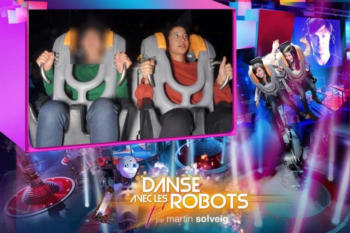 danse avec les robots - seiraz