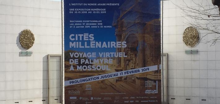 Cités millénaires, Voyage virtuel de Palmyre à Mossoul - seiraz