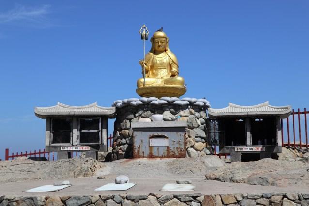 Bouddha - Haedong Yonggungsa Temple