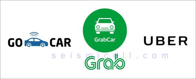 Taksi Online di Jawa Barat