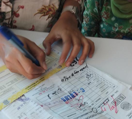formulir lulus SIM