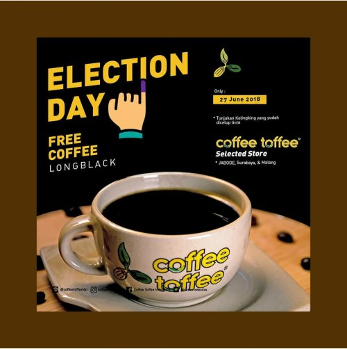 Promo Coffee Toffee