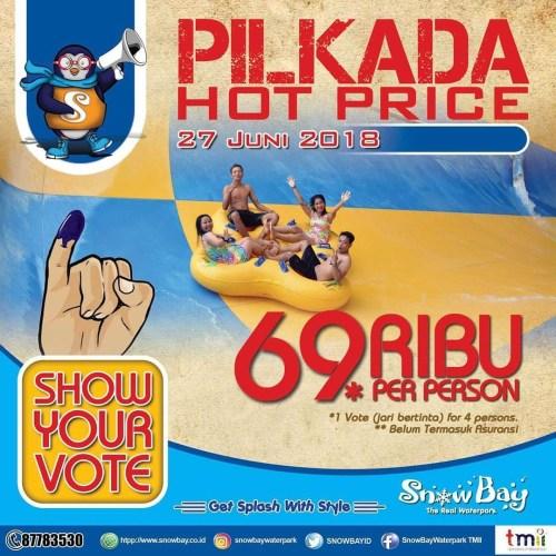 Promo SnowBay TMII