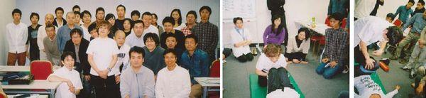 ジャパン柔道整復師会主催 礒谷療法セミナー(日本橋ビジネスセンター)