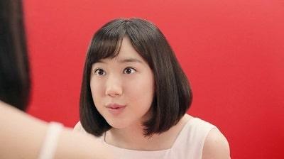 芦田愛菜ショートボブ Aラインシルエット