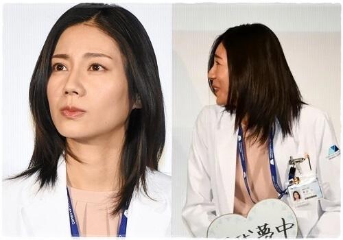 松下奈緒「アライブ」ミディアムの髪型!オーダー方法を画像で解説